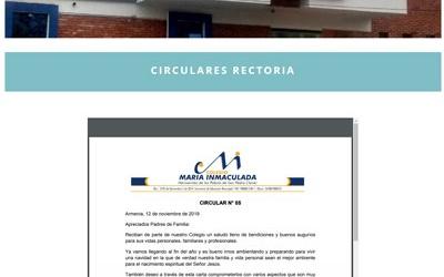 CIRCULAR N° 05