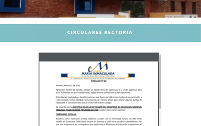 Circular 04 Rectoria