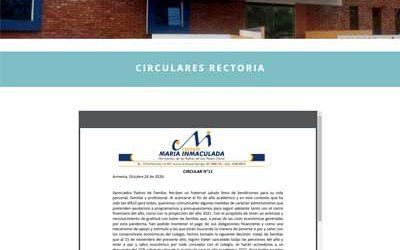 Circular N 11 Rectoria